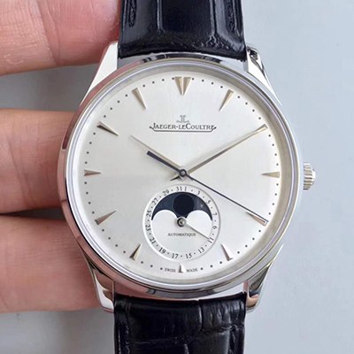 ZF廠Jaeger-LeCoultre 積家Master Ultra Thin Moon 超薄月相大師系列 Q1368471